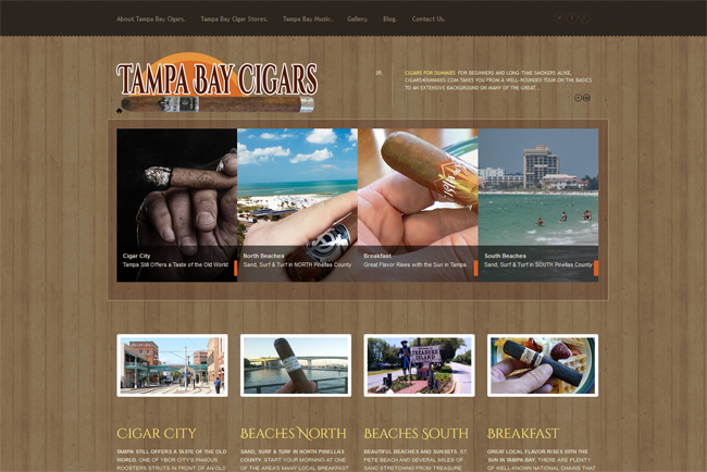 BWS Project - Tampa Bay Cigars