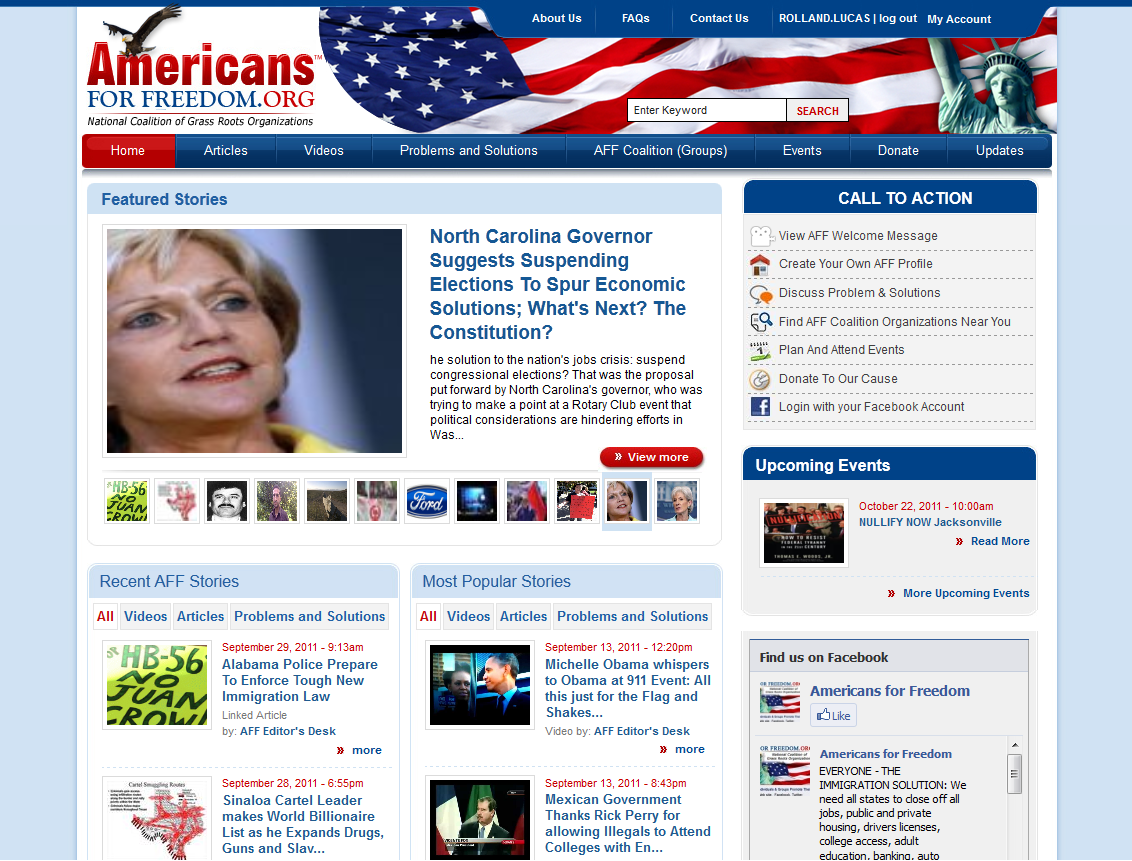 Americans for Freedom