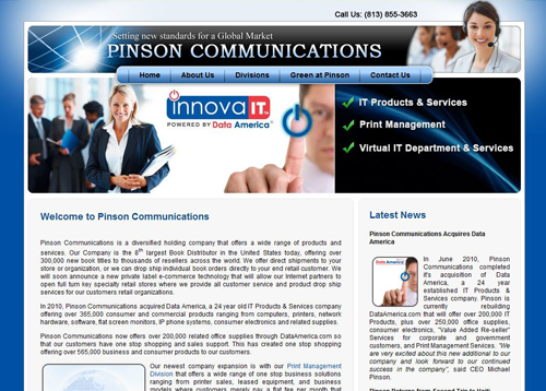 Pinson Communications
