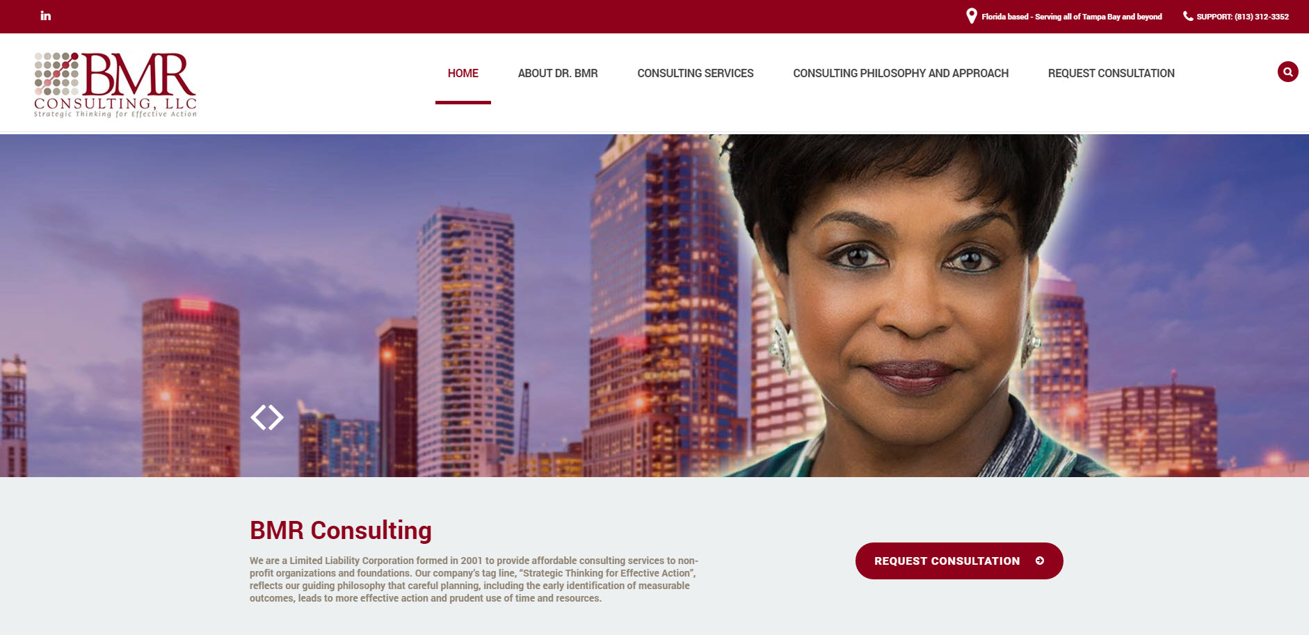 BMR Consulting - A BrixTec Web Solution